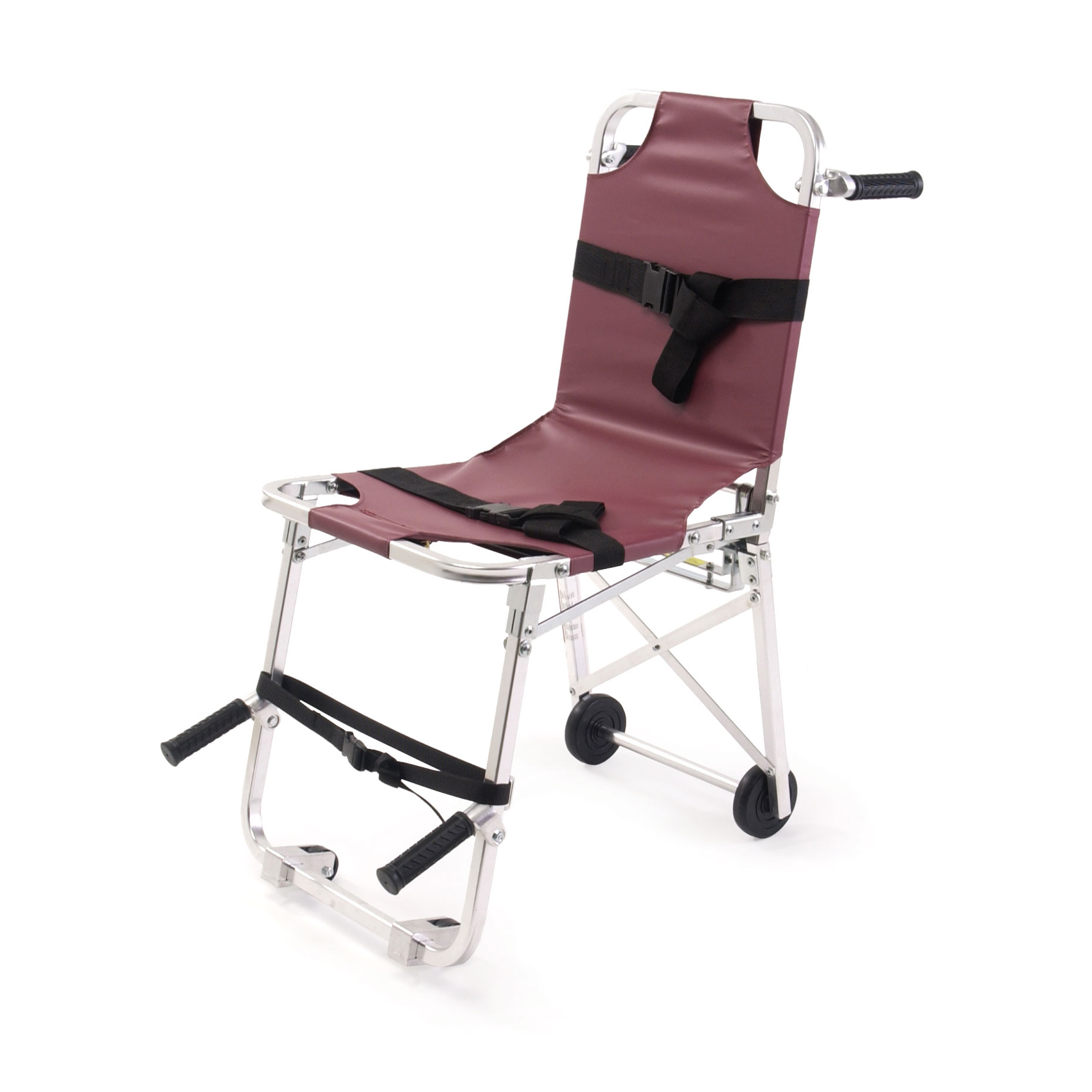 model 42 stair chair with vinyl cover – ferno canada