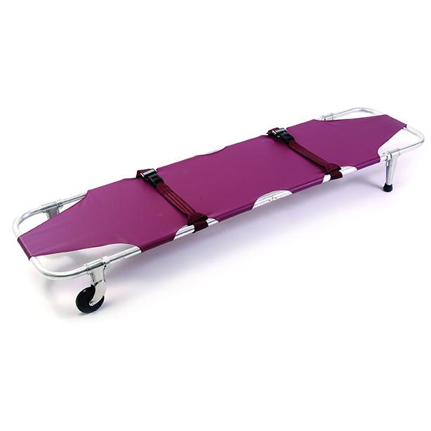 Heavy Duty Air Mattress >> Model 11 Emergency Stretcher with Wheels – Ferno Canada