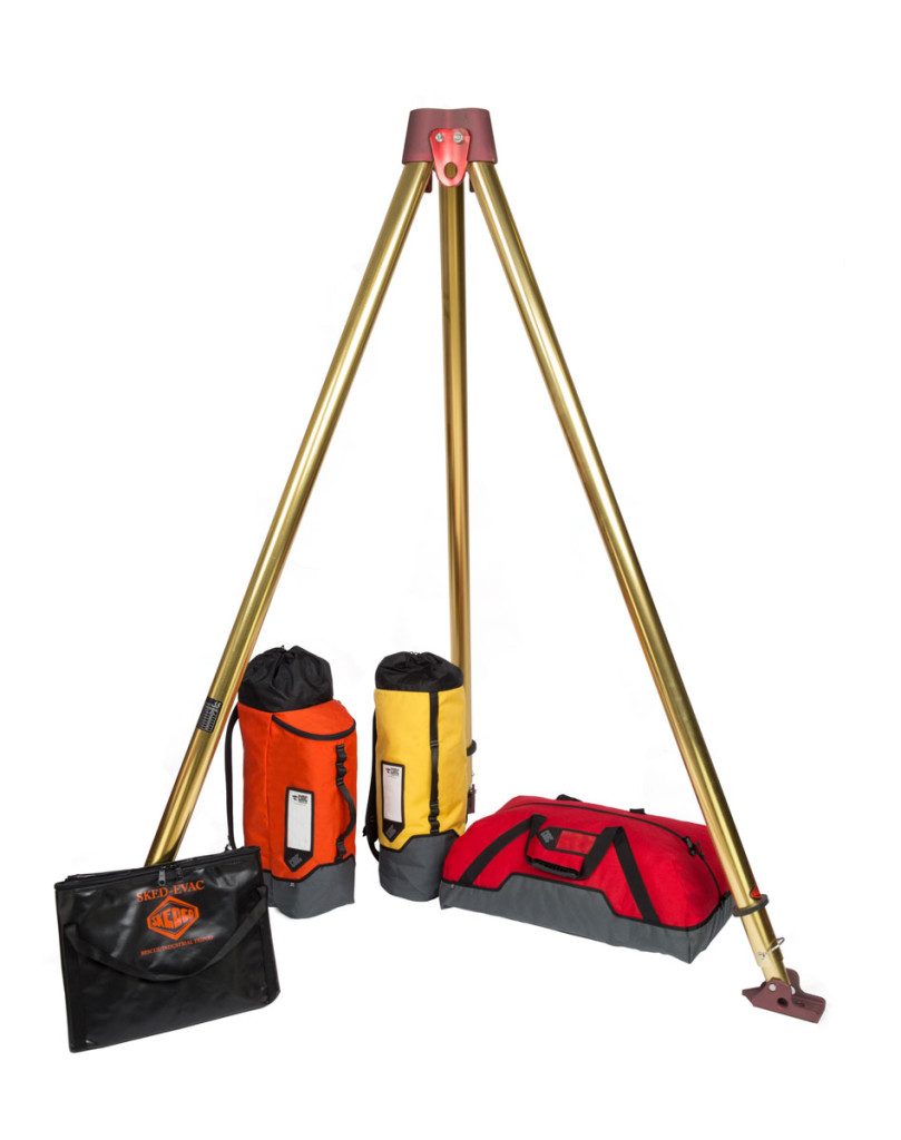 Confined Space Entry Kit Ferno Canada